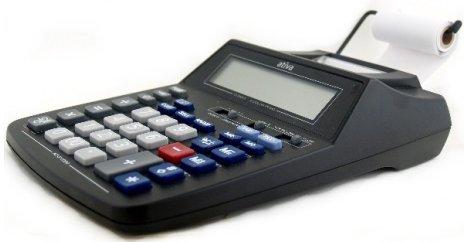 Desk Printing Calculator has spycam too