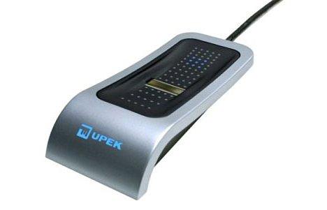 Eikon fingerprint reader