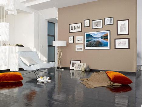 Sony Bravia E4000 HDTV is an Art Piece, Really!
