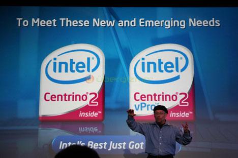 Intel Centrino 2 Launch in SF