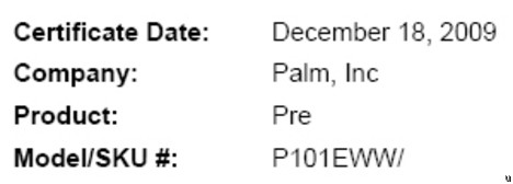 Verizon To Offer Palm Pre Plus and Palm Pixi Plus