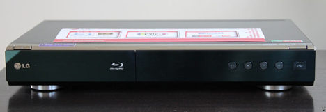 LG Releases BD370 And BD390 Blu-ray Players