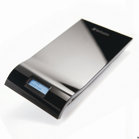Verbatim InSight portable USB hard drive