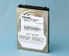 Toshiba annonce un disque dur de PC portable 750Go