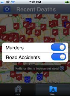 Death app tells you about nearby deaths in your area | Ubergizmo