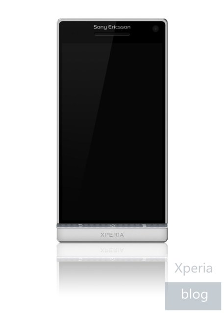 Sony Ericsson Nozomi and two new Xperia handsets leaked in