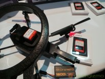 Drone Station: Parrot AR Drone controlled by classic game controllers