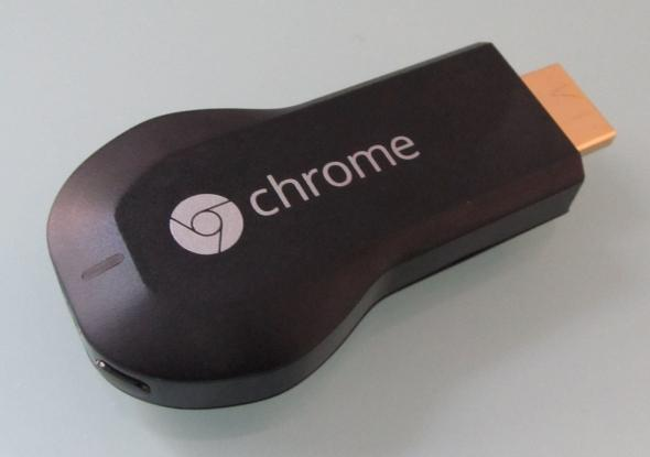 Google Chromecast A Hit In The US, Cast Button Pressed 1