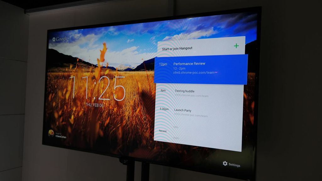Chromebox For Meetings Set To Disrupt Enterprise Video
