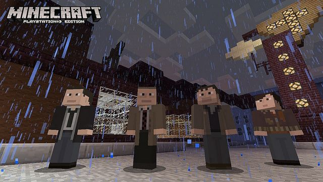 Minecraft PS3 Update Delivers New Features Like Zombie Villagers