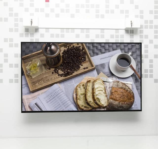 LGD 55-inch Ultra HD Art Slim