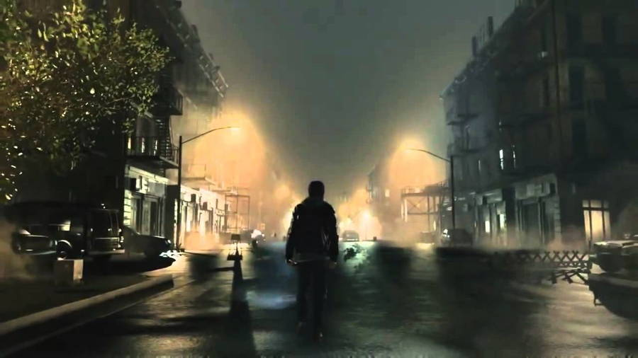Two New Silent Hill Games Reportedly In Development - Ubergizmo