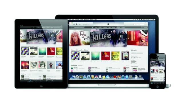 itunes on apple devices