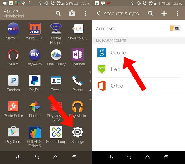 How To Transfer Contacts From Android To iPhone   Ubergizmo