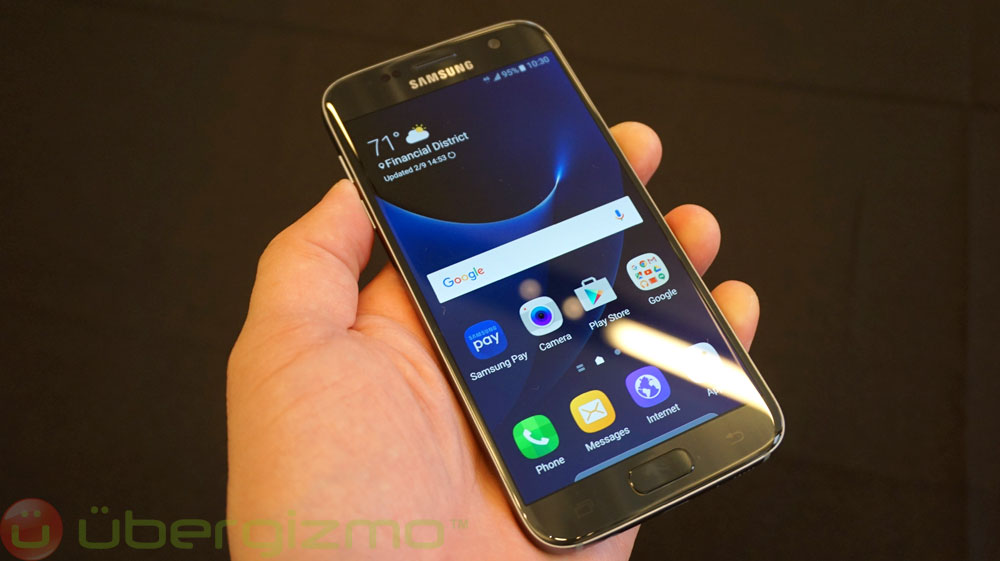 AT&T Galaxy S7 And Galaxy S7 Edge Receive BlueBorne Fix