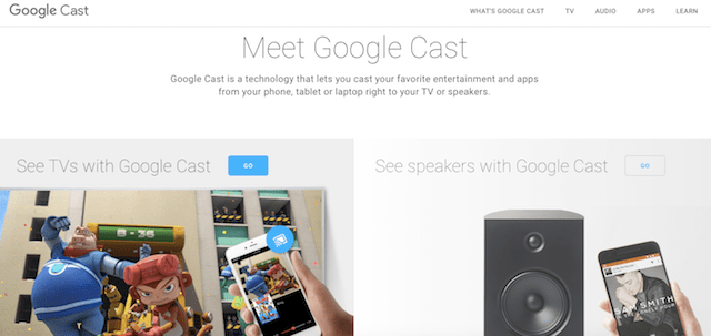 Google Renames Chromecast App To Google Cast | Ubergizmo