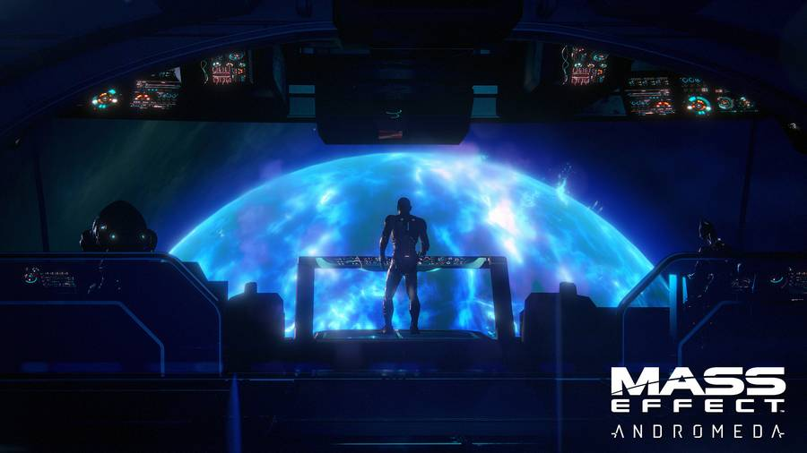 Mass Effect Andromeda Review 2020.New Mass Effect Game Reportedly In The Very Early Stages Of