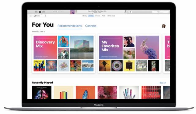 Apple Denies That They're Going To Phase Out iTunes Music