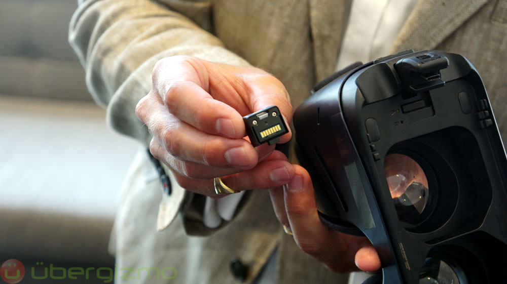 Samsung Gear VR 2016: Hands-On | Ubergizmo
