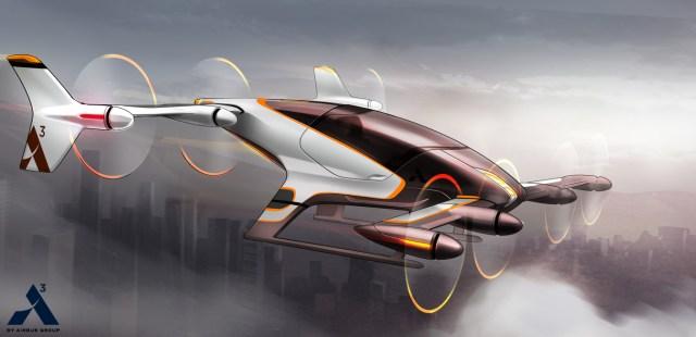 airbus-self-flying-car