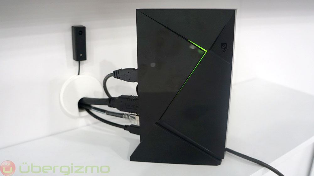 New NVIDIA SHIELD TV Could Be In The Works | Ubergizmo