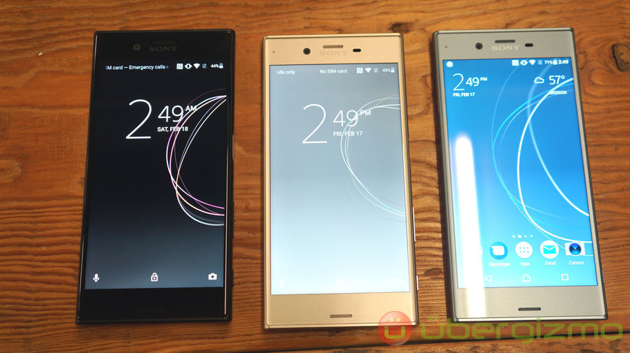 newest collection 6e477 3a04c Sony XPERIA XZs Review: Hands-On | Ubergizmo