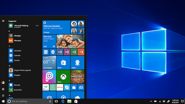 microsoft windows 10 free upgrade 2017