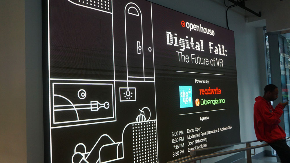 Ubergizmo Digital Fall: The Future of VR – Overview | Ubergizmo