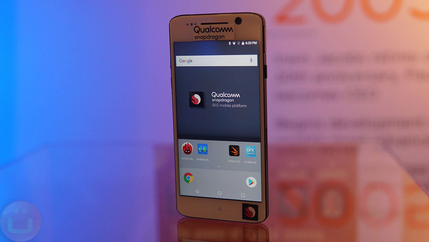 Qualcomm Snapdragon 845 Speed Tests | Ubergizmo