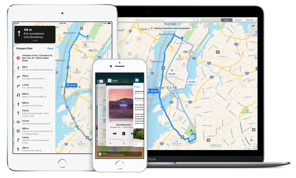 Apple Maps' Look Around VS Google Maps' Street View | Ubergizmo