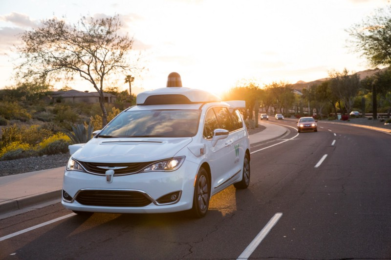 Waymo Making Self-Driving Pickups Available To Lyft Riders