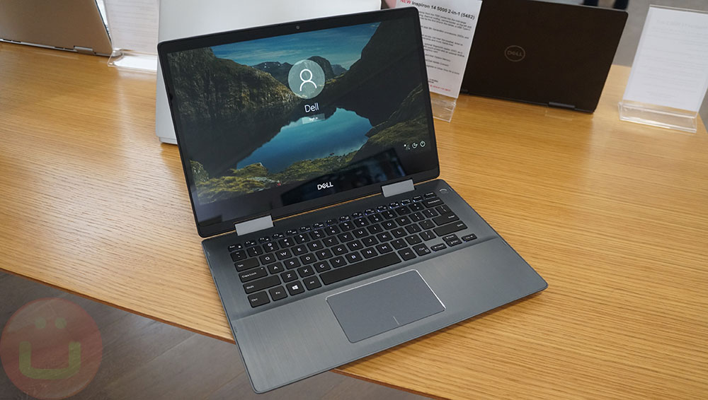 Dell Inspiron 5000 14-inch 2-in-1 Laptop | Ubergizmo