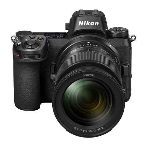 Nikon Z6 & Z7 Mirrorless Cameras Officially Announced
