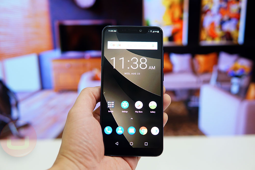 ZTE Axon 9 Pro Review: Hands-On | Ubergizmo