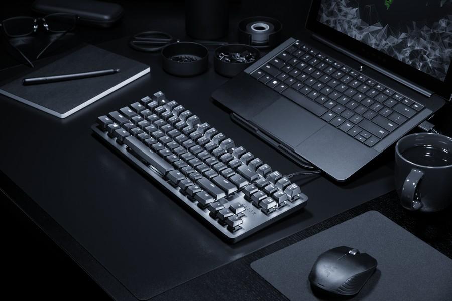 Razer BlackWidow Lite Mechanical Keyboard Announced | Ubergizmo