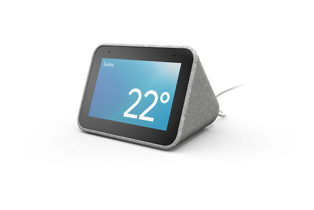 Lenovo Smart Clock With Google Assistant For Your Nightstand