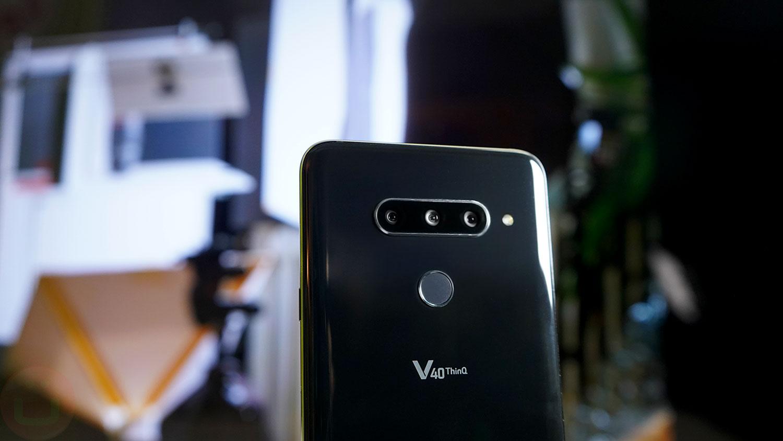 LG V40 Camera Review | Ubergizmo