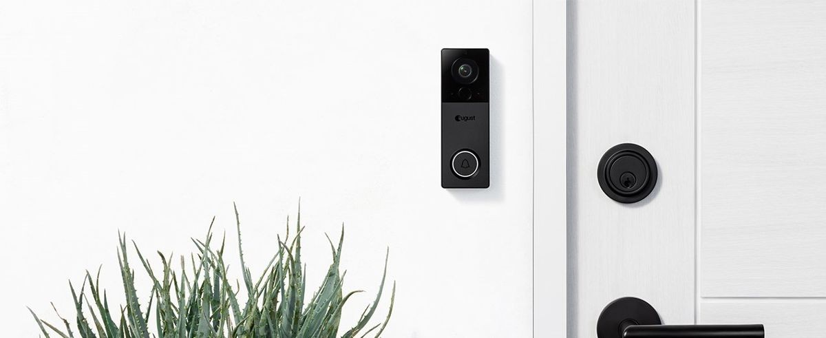 August View Smart Wireless Doorbell Announced | Ubergizmo on