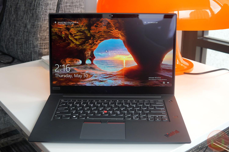 Lenovo ThinkPad P1: The Workstation Version of X1 Extreme