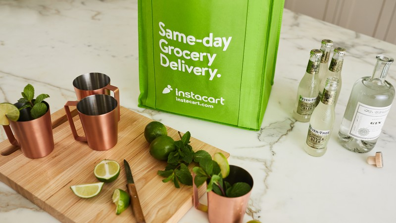 Sam's Club Now Offers Alcohol Delivery Via Instacart