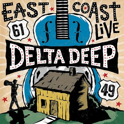 DELTA DEEP LOW cover art