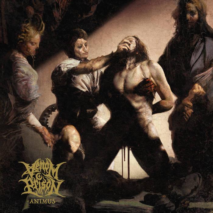 Venom Prison artwork