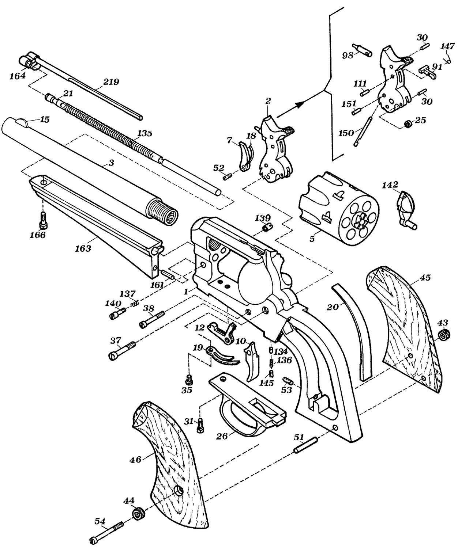 Uberti 1875 Frontier 45lc Revolver | Wiring Diagram Database
