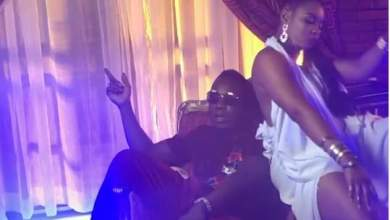 Photo of Duncan Mighty & Yemi Alade Link Up For Video Shoot For Their Forthcoming Banger