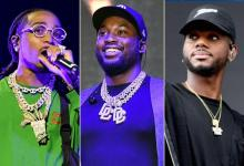 """Photo of DJ Khaled Unveils Meek Mill, Bryson Tiller, & Quavo As Artists On """"Bad Boys For Life"""" Soundtrack"""