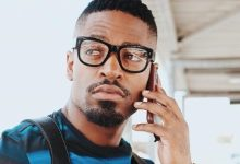 Photo of Prince Kaybee Shaves Beard Off For 21-days Lockdown