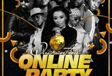 Photo of DJ Zinhle, Kabza De Small, Dj Maphorisa, Shimza, Black Motion & More To Hold A Quarantine Online Party