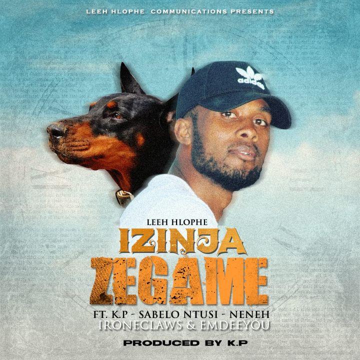 "Leeh Hlophe Releases a New Single Titled ""Izinja ZeGame"""