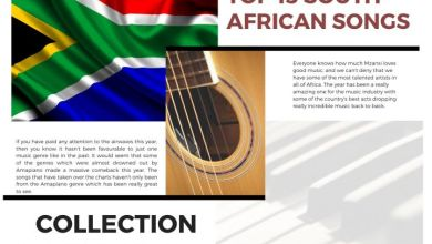 Photo of 15 South African Music You Should Download – (2020 January-April)