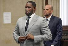Photo of R Kelly Requests Bail Because Of Covid-19, But Was Denied